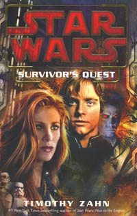 Star Wars Survivor's Quest by Timothy Zahn