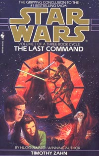 Star Wars The Last Command by Timothy Zahn